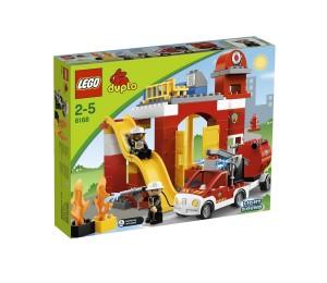 Lego duplo feuerwehr hauptquartier for Adventskalender duplo