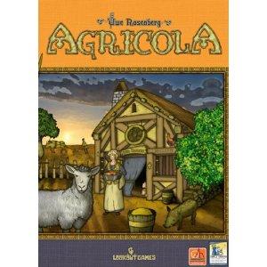Agricola - Bauernhof Brettspiel ab 12 Jahren