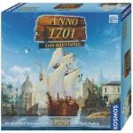 Anno 1701 von KOSMOS – Das Brettspiel