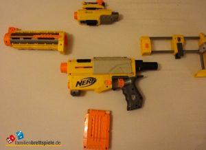 Nerf n strike modulus firepower upgrade schulterstütze blaster