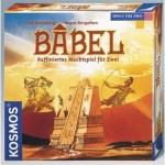 Babel – Raffiniertes Machtspiel für 2 von Kosmos