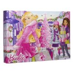 Barbie Adventskalender von Mattel