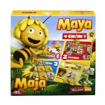 Biene Maja 4-in-1-Spielebox