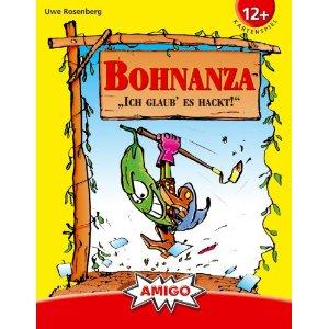Bohnanza - ich glaub´ es hackt! amogo brettspiel ab 12 jahren