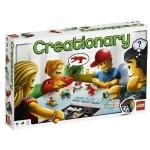 LEGO Spiele Creationary – Ideales Partyspiel