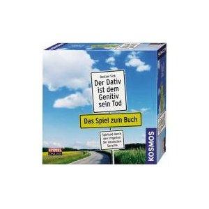 Spiel des wissens allgemeinwissen und quizspiel f r spieler ab 8 familienbrettspiele Der genitiv ist dem dativ