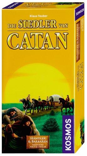 Siedler Von Catan Erweiterung 5 6 Spieler Holz