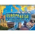 Europareise – Taktik Brettspiel für Reise Fans
