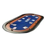 Texas Holdem – Faltbarer Pokertisch für 8 Spieler