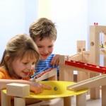 Der HABA 3524 – Meisterbausatz Kugelbahn – Für Kinder ab 3