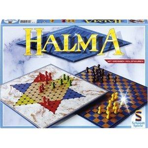 Halma - Spiele Klassiker für Taktik Fans
