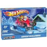 Hot Wheels Custom Motors Adventskalender  2012
