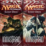 MTG Magic: The Gathering – Innistrad Event Deck 2er Set (deutsch) – Totenfutter und Stellung halten