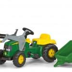 Trettraktor für Kinder – Kindertraktor Test