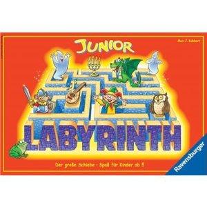 Junior Labyrinth Anleitung