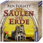 Die Säulen der Erde Ken Follett – Brettspiel von Kosmos
