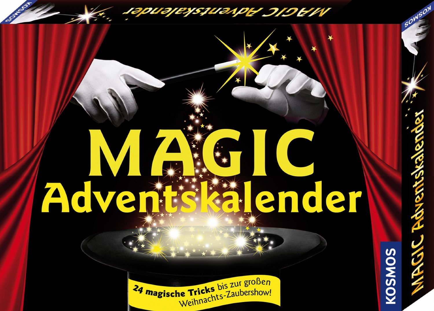 Kosmos Magic Zauberschule Adventskalender 2012