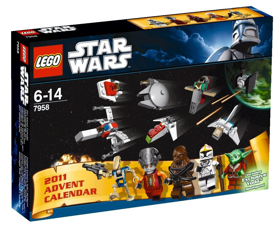 LEGO Star Wars 7958 - Adventskalender 2012