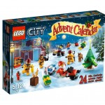 Lego City 4428 – Adventskalender 2012