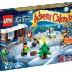 LEGO City 7553 – Adventskalender 2012