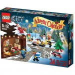 Lego City 60024 – Adventskalender 2013 für Kinder ab 5 Jahren