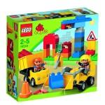 Lego Duplo Steine & Co. 10518 – Meine erste Baustelle – Set