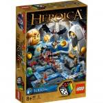LEGO Spiele 3859 Heroica – die Höhlen von Nathuz