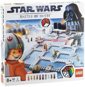 LEGO Star Wars – The Battle of Hoth Brettspiel