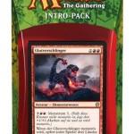 """Magic TCG Theros Intro Pack """"Flammende Bestien der Mythen"""", deutsch"""