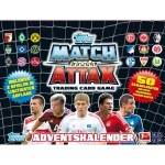 Match Attax Adventskalender 2012 – Topps