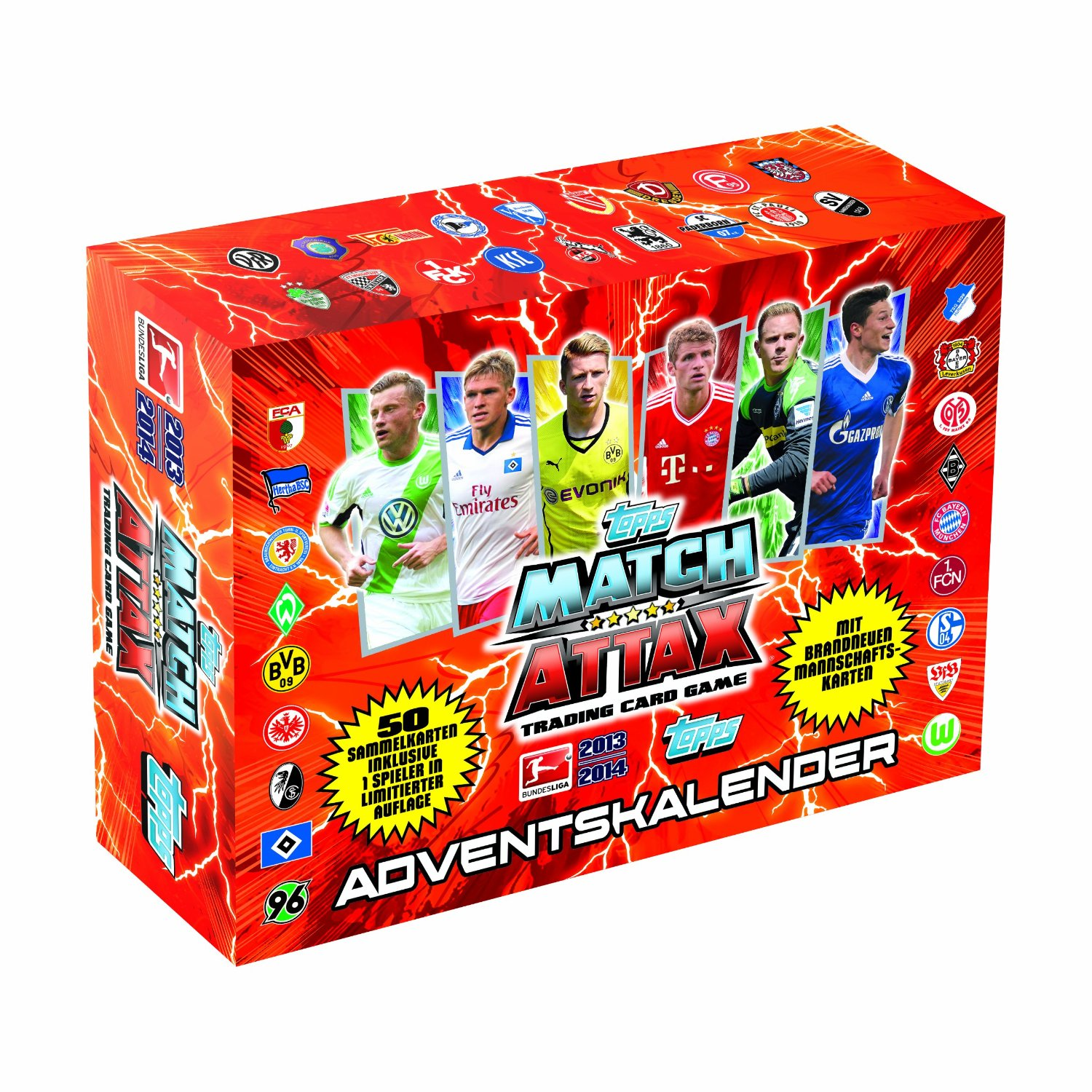 match attax online spielen