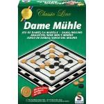 Mühle – Der ideale Brettspiel Klassiker