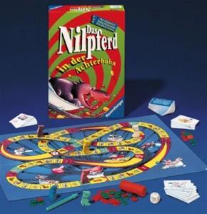 Nilpferd Spiel