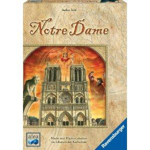 Notre Dame - Taktik Brettspiel ab 10 Jahren Ravensburger