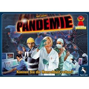 Pandemie - Strategie Brettspiel ab 10 Jahren
