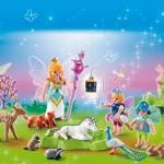 PLAYMOBIL 5492 – Adventskalender 2013 – Einhorngeburtstag im Feenland