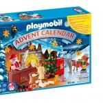 PLAYMOBIL4161 – Adventskalender Weihnachts-Postamt – 2012