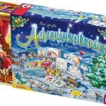 Der große Adventskalender Spiel & Puzzle