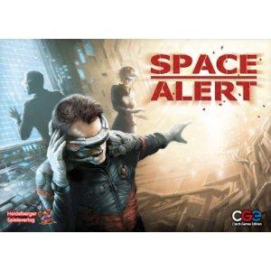 Space Alert  -Brettspiel ab 12 Jahren