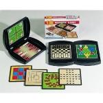 Spielesammlung magnetisch – Kleiner Spielekoffer