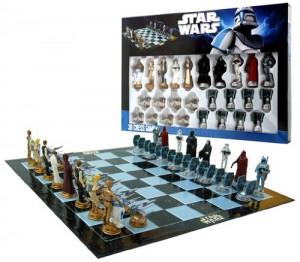 Stars Wars Schach - United Labels