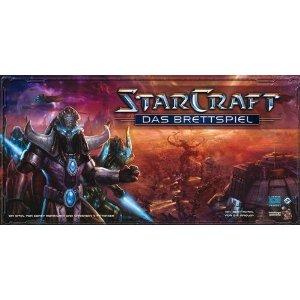 Starcraft - Das Brettspiel