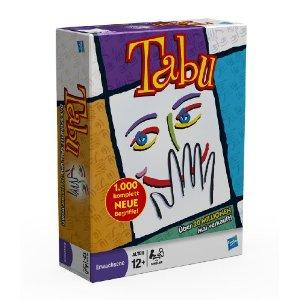 Tabu Spiel Erwachsene