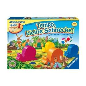 Tempo, kleine Schnecke Ravensburger Brettspiel