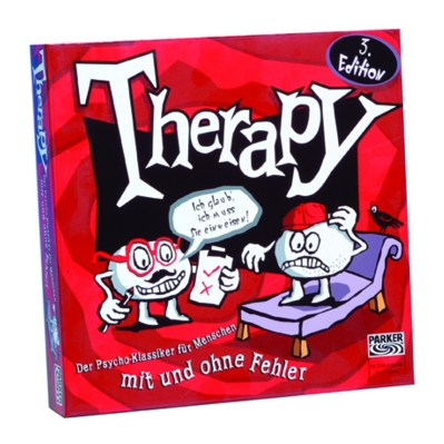 therapy das therapie psycho brettspiel f r erwachsene. Black Bedroom Furniture Sets. Home Design Ideas