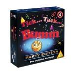 Tick Tack Bumm Party Edition – Party Spiel von Piatnik