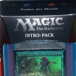MTG Magic the Gathering 2013 Hauptset Intro Pack – Tiefen der Macht