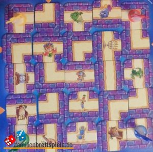 das verrückte labyrinth brettspiele klassiker