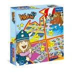 Wickie 4-in-1-Spielebox